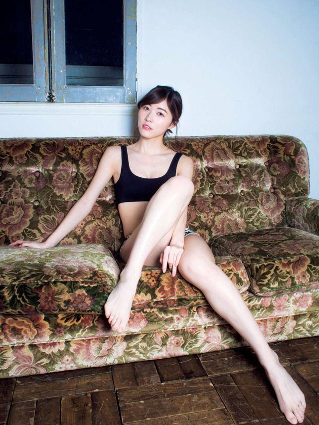 【松井珠理奈グラビア画像】最近は色気ある写真をインスタに公開して悦ばせてますねw 42