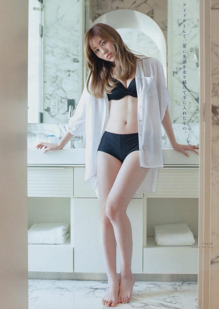 【松井珠理奈グラビア画像】最近は色気ある写真をインスタに公開して悦ばせてますねw 62