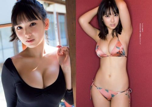 【沢口愛華グラビア画像】現役JK最強と呼ばれる美少女タレントの巨乳ボディがマジ抜ける 11