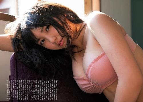 【沢口愛華グラビア画像】現役JK最強と呼ばれる美少女タレントの巨乳ボディがマジ抜ける 13