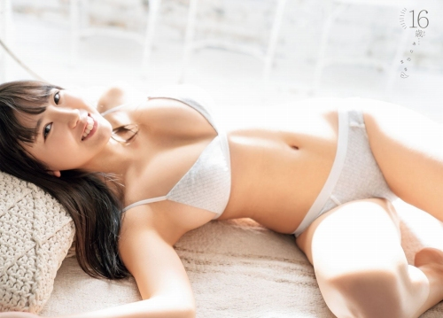 【沢口愛華グラビア画像】現役JK最強と呼ばれる美少女タレントの巨乳ボディがマジ抜ける 15