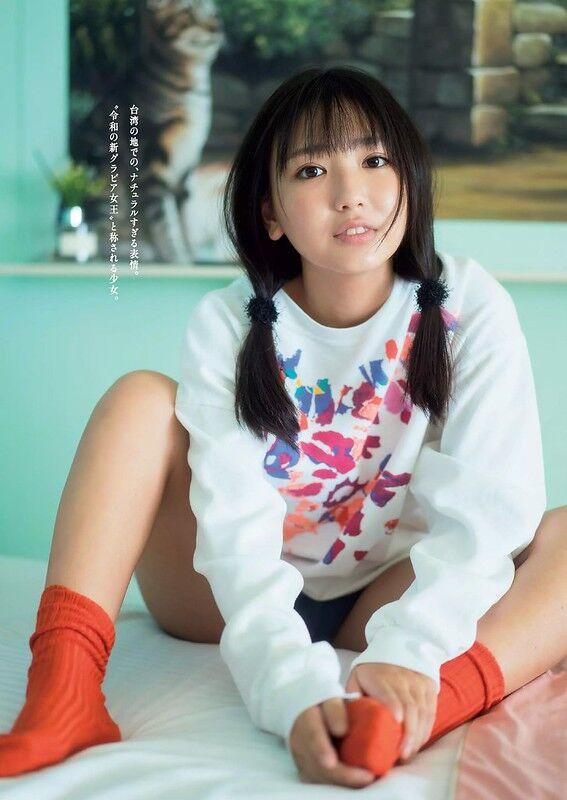 【沢口愛華グラビア画像】現役JK最強と呼ばれる美少女タレントの巨乳ボディがマジ抜ける 71