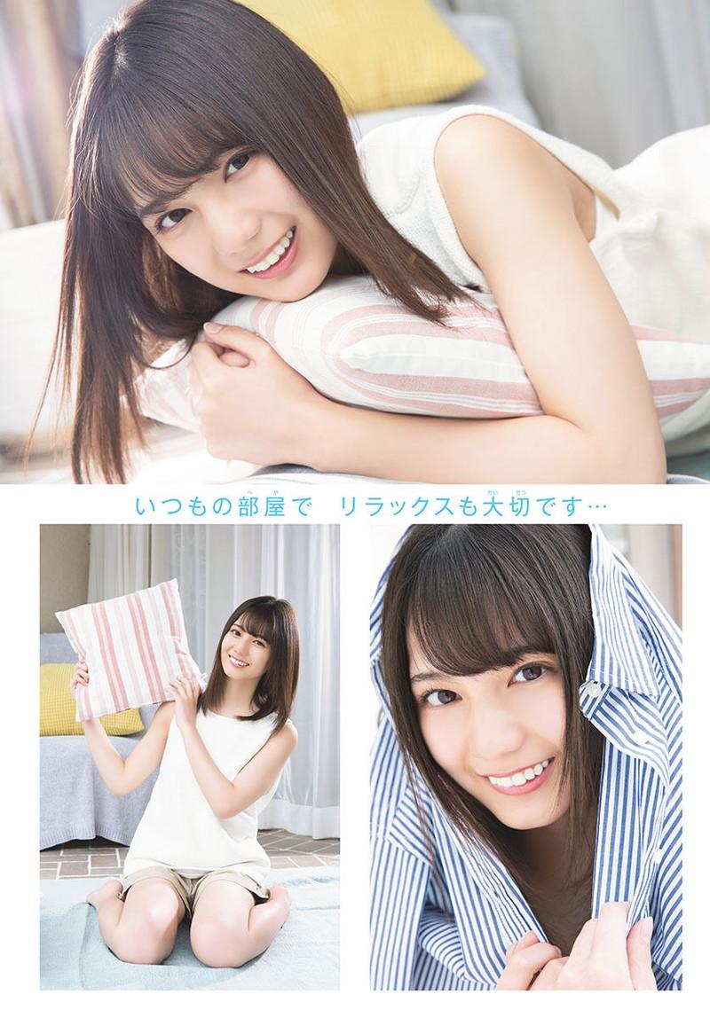 【日向坂46グラビア画像】可愛くてちょっぴりセクシーな美少女達が集うアイドルユニット 05