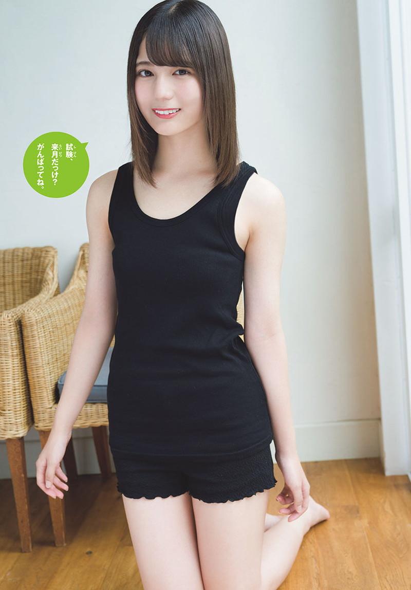 【日向坂46グラビア画像】可愛くてちょっぴりセクシーな美少女達が集うアイドルユニット 07