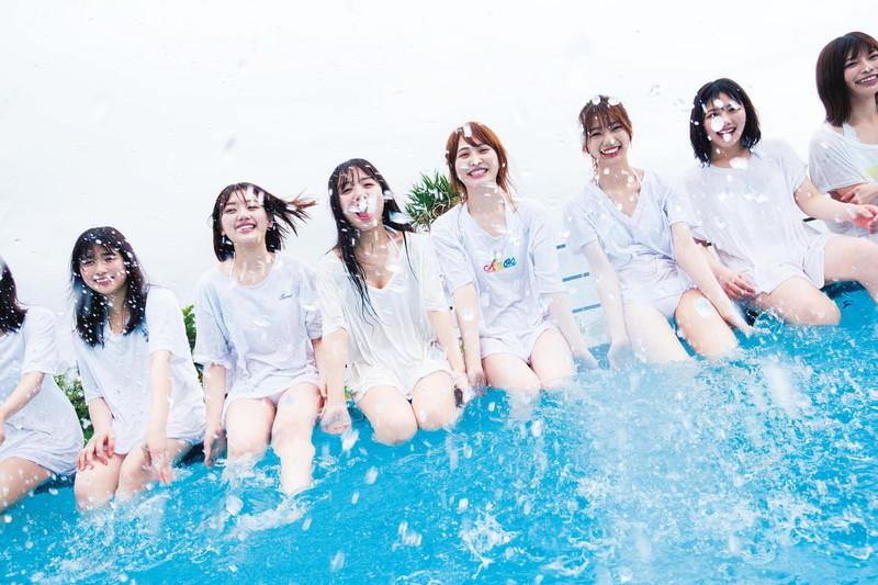 【日向坂46グラビア画像】可愛くてちょっぴりセクシーな美少女達が集うアイドルユニット 111