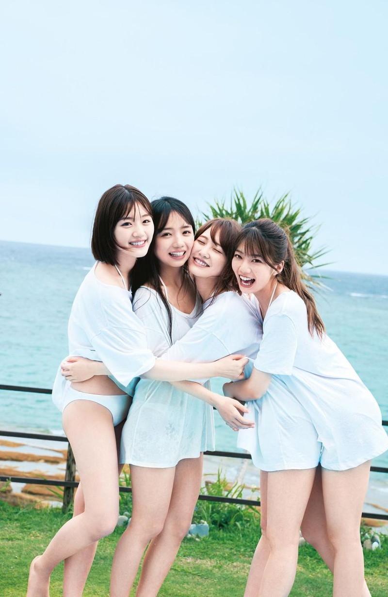【日向坂46グラビア画像】可愛くてちょっぴりセクシーな美少女達が集うアイドルユニット 15