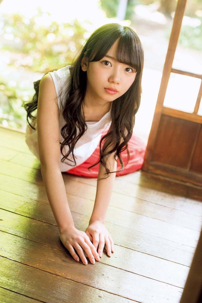 【日向坂46グラビア画像】可愛くてちょっぴりセクシーな美少女達が集うアイドルユニット 45