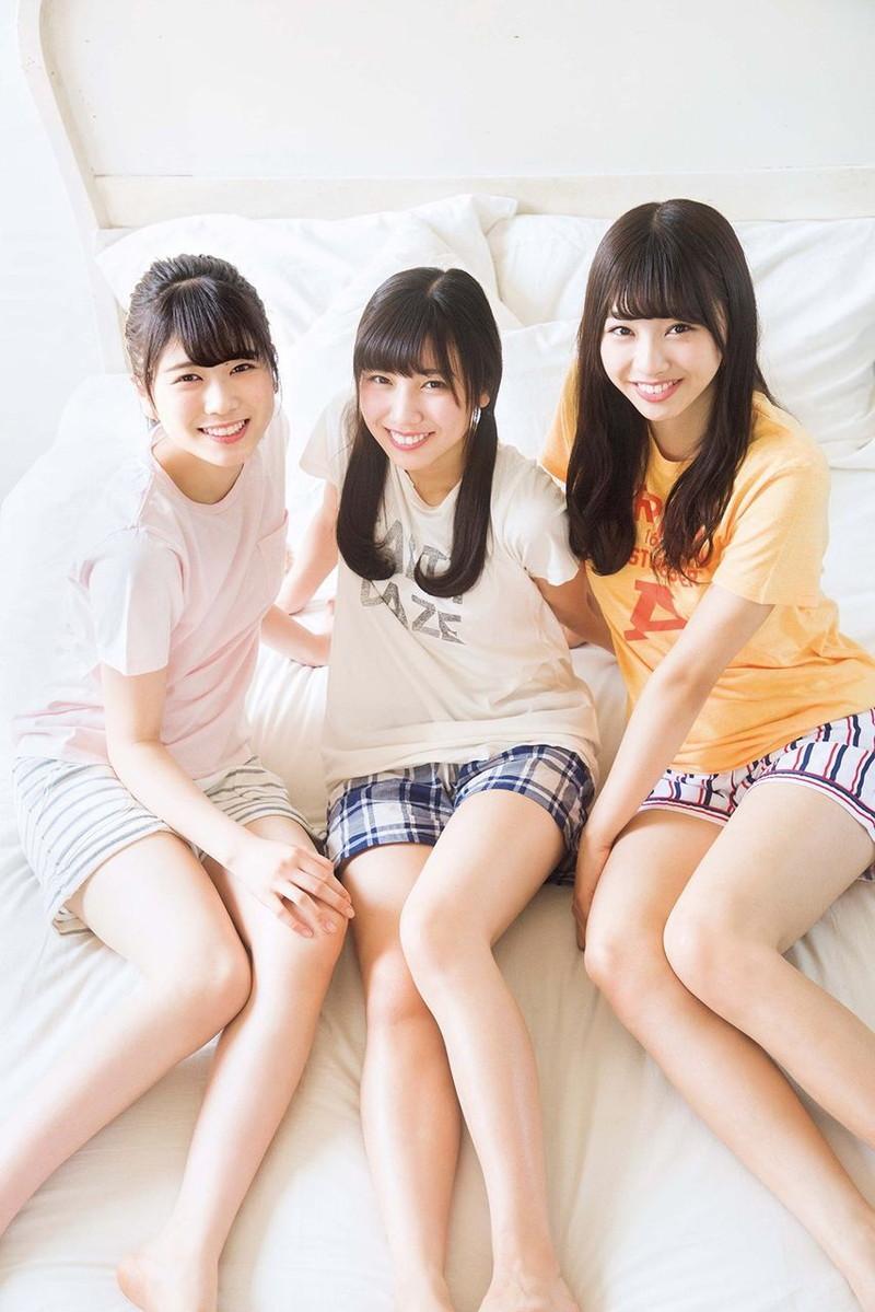 【日向坂46グラビア画像】可愛くてちょっぴりセクシーな美少女達が集うアイドルユニット 48
