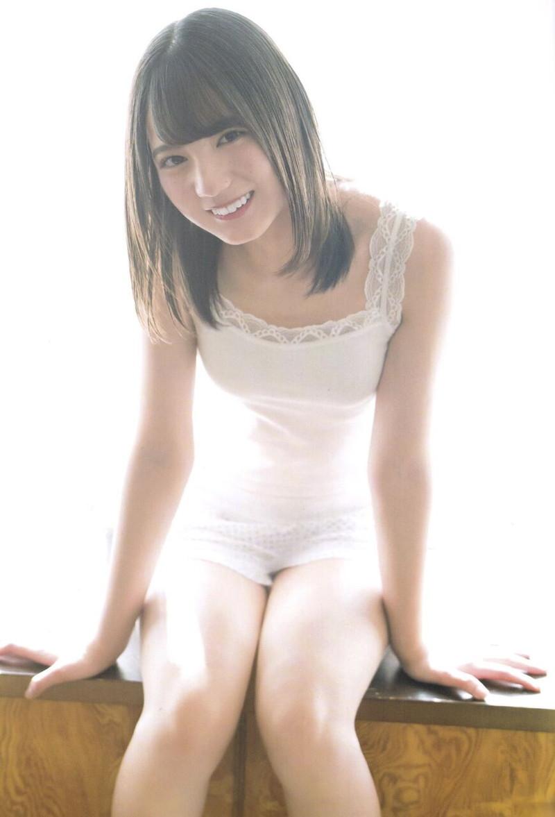 【日向坂46グラビア画像】可愛くてちょっぴりセクシーな美少女達が集うアイドルユニット 53