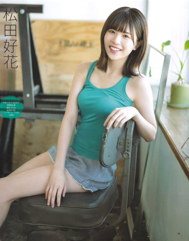 【日向坂46グラビア画像】可愛くてちょっぴりセクシーな美少女達が集うアイドルユニット 58