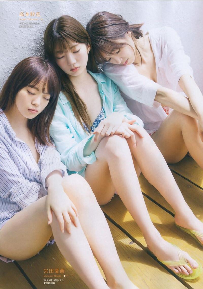 【日向坂46グラビア画像】可愛くてちょっぴりセクシーな美少女達が集うアイドルユニット 65
