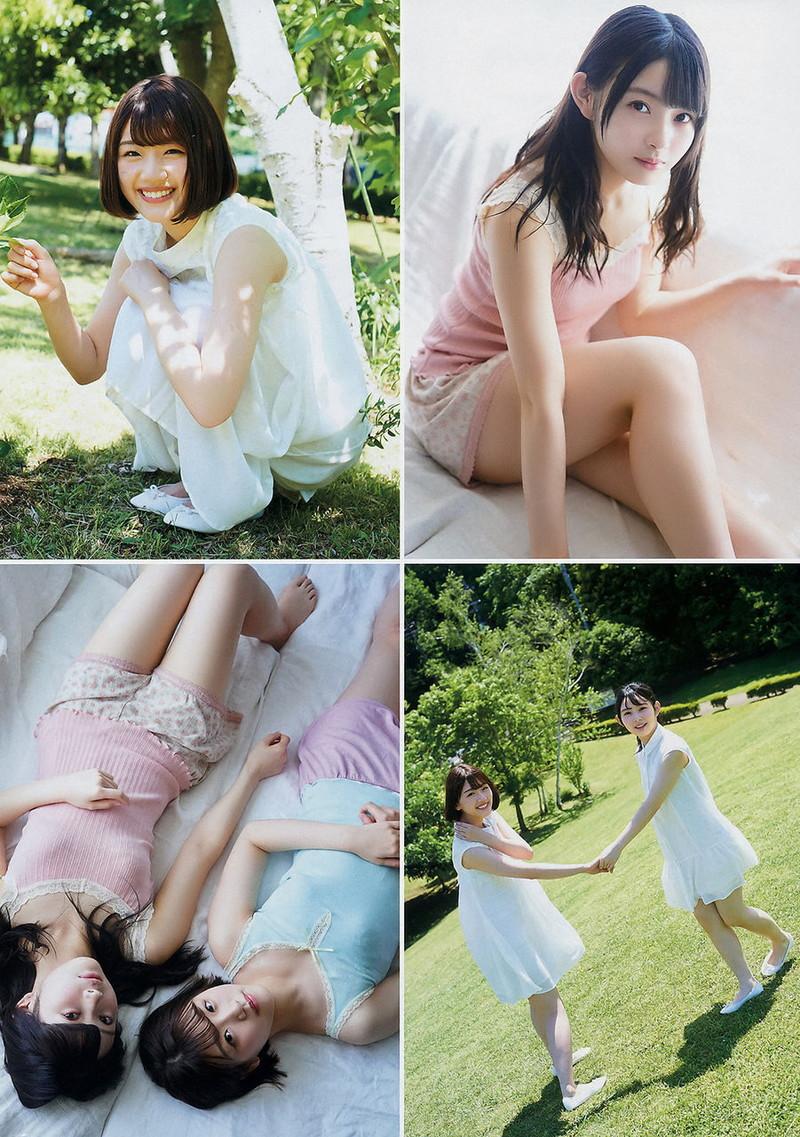 【日向坂46グラビア画像】可愛くてちょっぴりセクシーな美少女達が集うアイドルユニット 68