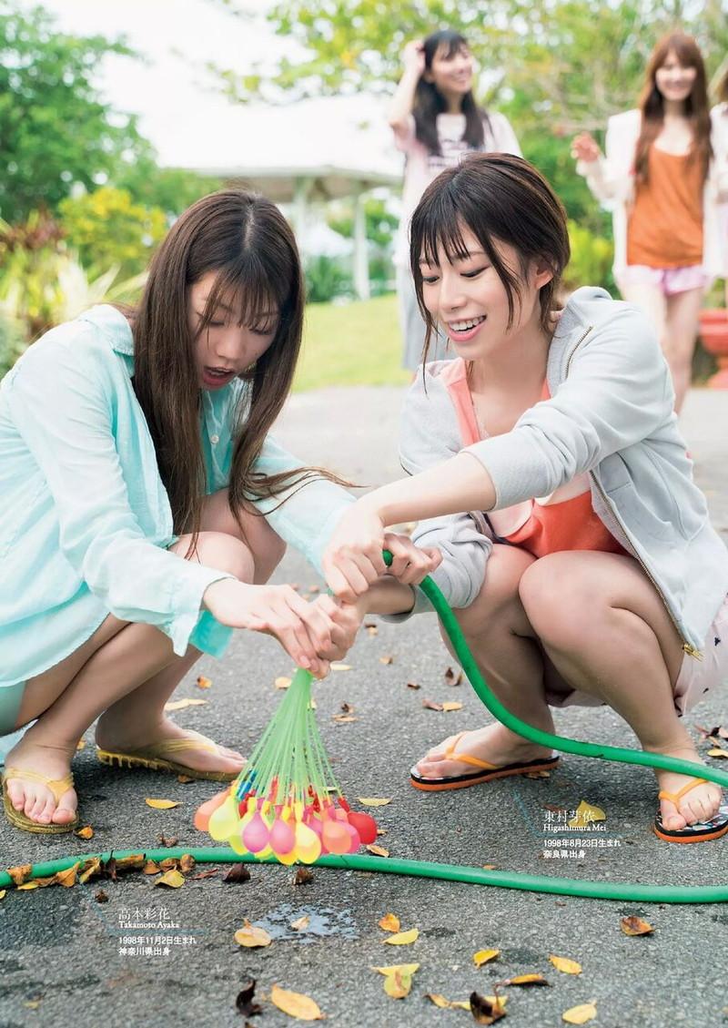 【日向坂46グラビア画像】可愛くてちょっぴりセクシーな美少女達が集うアイドルユニット 78