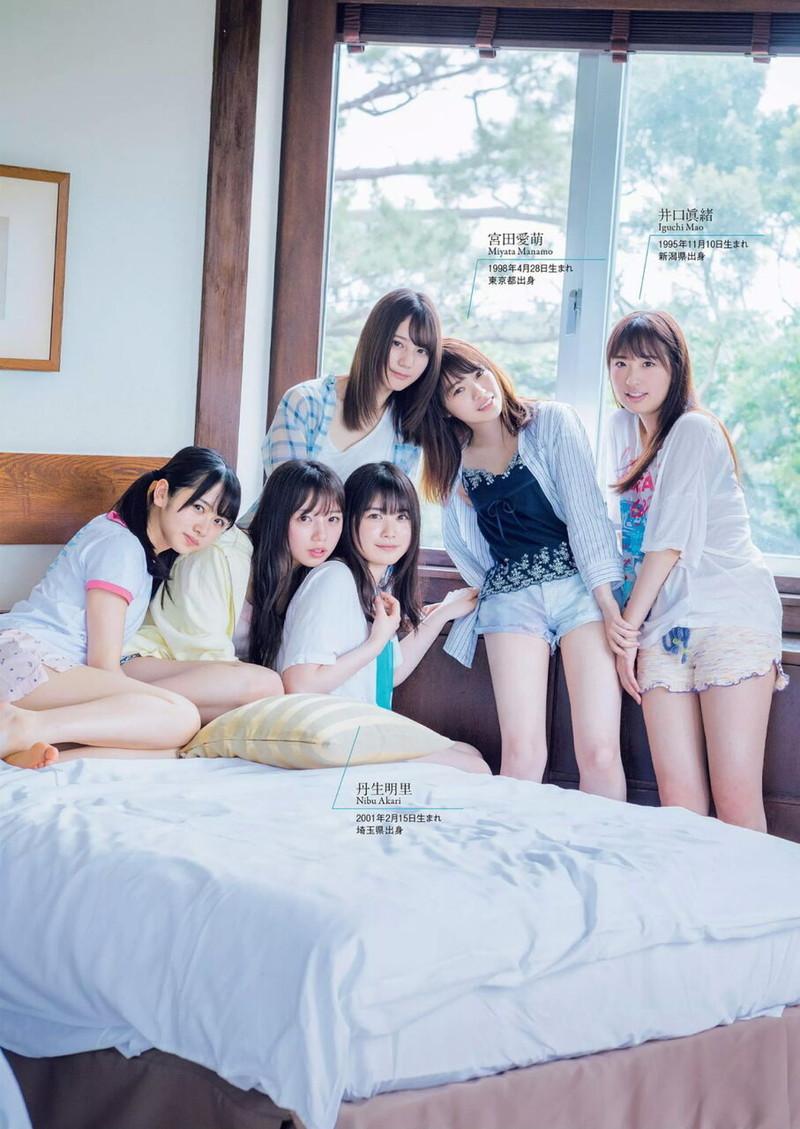 【日向坂46グラビア画像】可愛くてちょっぴりセクシーな美少女達が集うアイドルユニット 79
