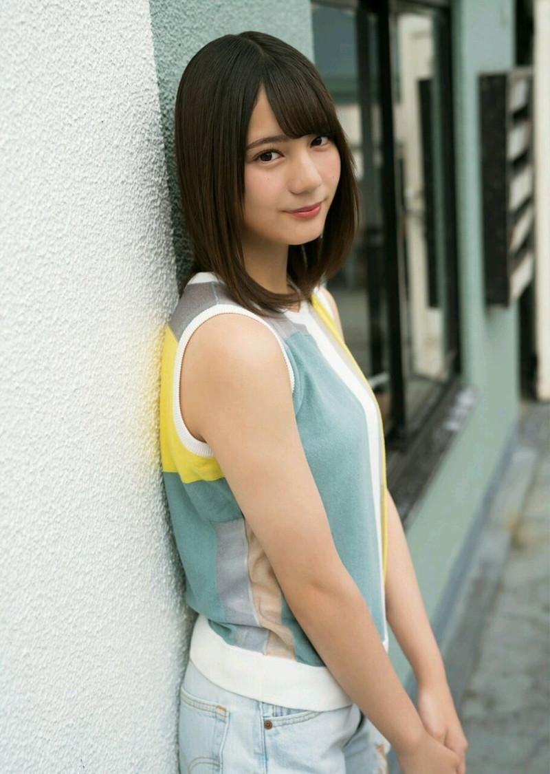【日向坂46グラビア画像】可愛くてちょっぴりセクシーな美少女達が集うアイドルユニット 82