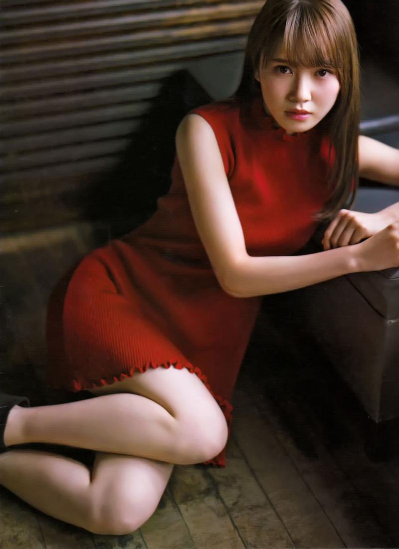 【日向坂46グラビア画像】可愛くてちょっぴりセクシーな美少女達が集うアイドルユニット 84