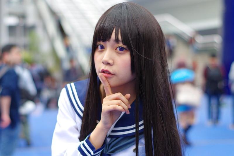 【姫綺みみこエロ画像】童顔だけどコスプレはセクシーというギャップがたまらない!? 78