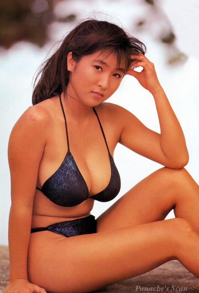 【かとうれいこお宝画像】レジェンドグラドルの昔懐かしい水着画像を集めてみたw 40