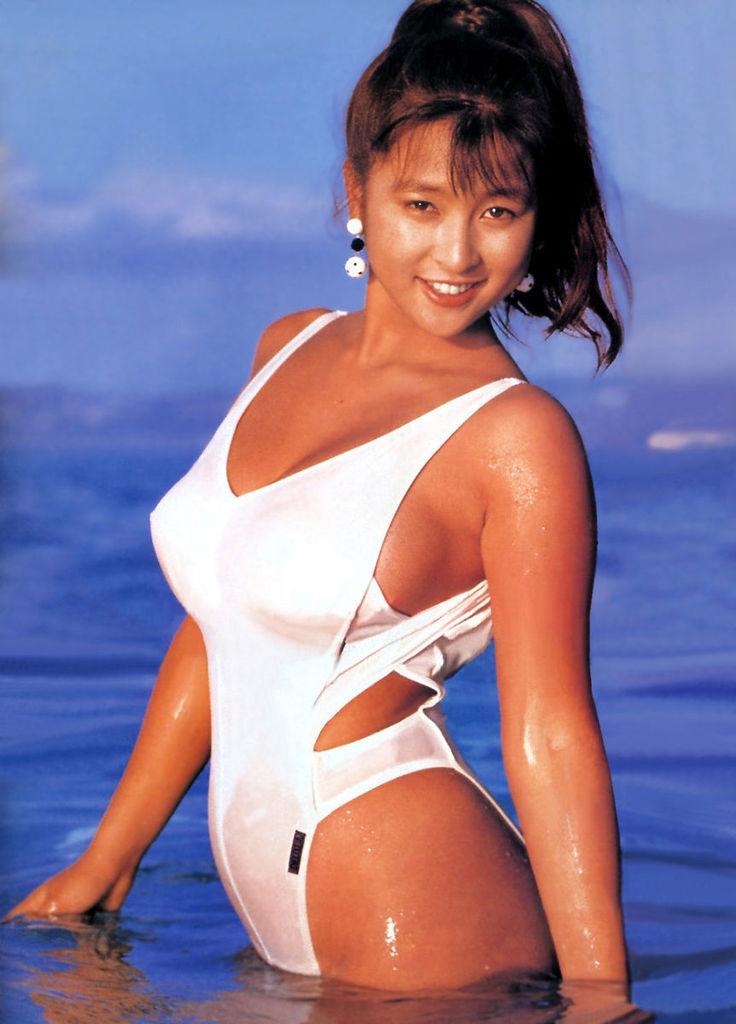 【かとうれいこお宝画像】レジェンドグラドルの昔懐かしい水着画像を集めてみたw 63