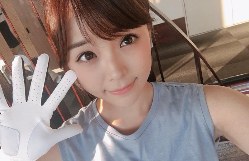 【川村那月グラビア画像】Fカップボディで初水着姿を披露したレースクイーン美女 06