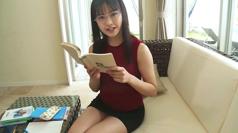 【西本ヒカルキャプ画像】女優志望の新人がチャレンジしためちゃエロイメージ! 43