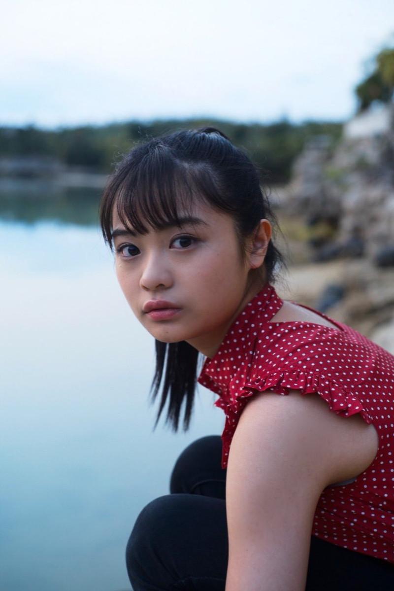 【西本ヒカルキャプ画像】女優志望の新人がチャレンジしためちゃエロイメージ! 74