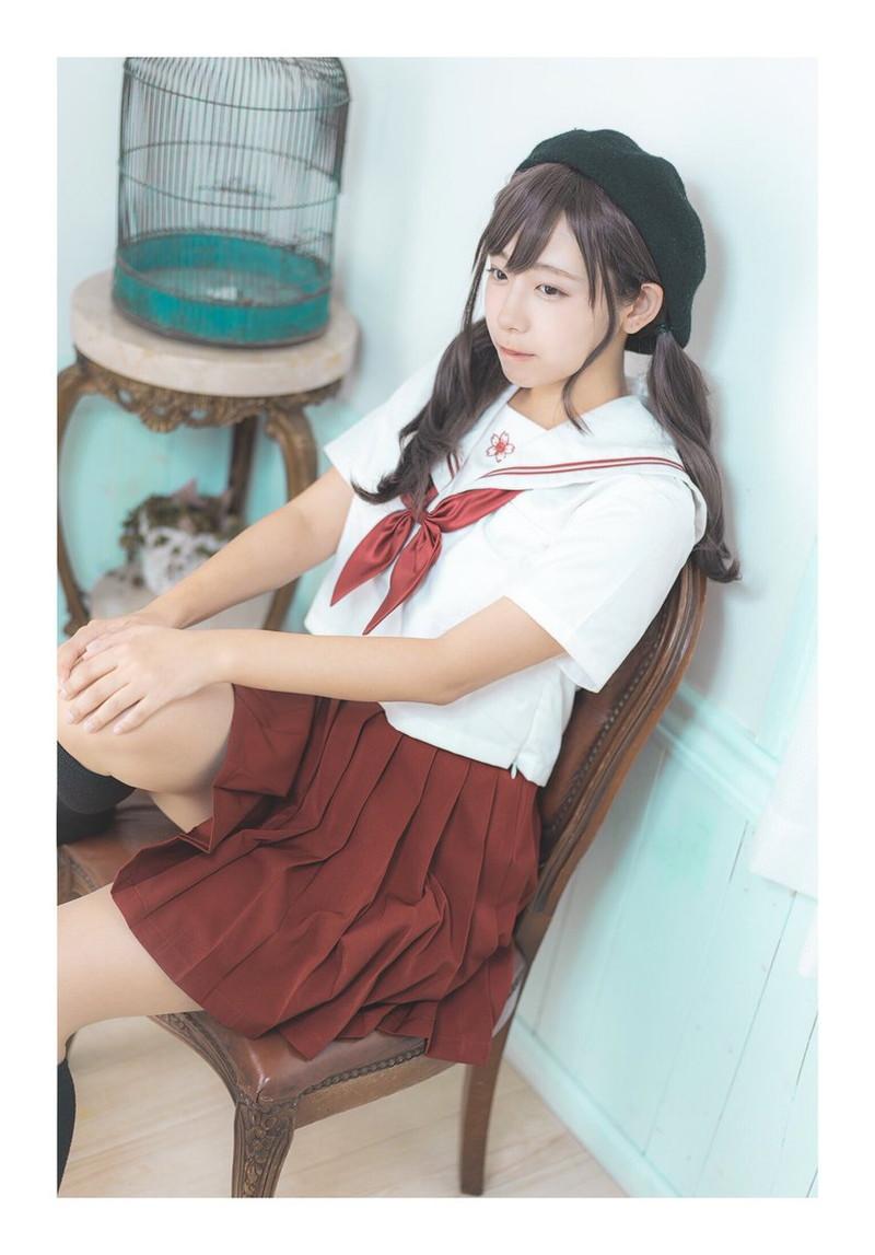 【水湊みおエロ画像】スレンダーでくびれたボディラインがめちゃシコい新人アイドル 28