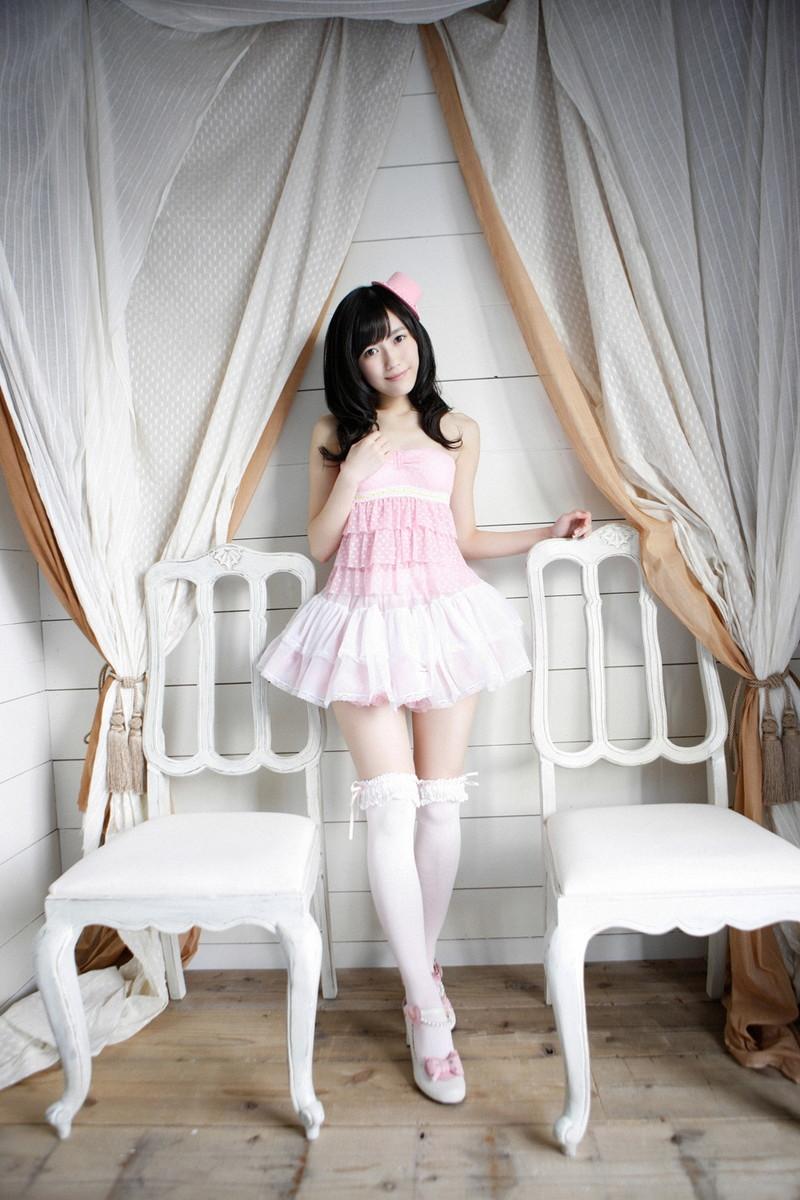 【渡辺麻友お宝画像】突然芸能界引退を発表した元AKBアイドルのグラビア写真 34
