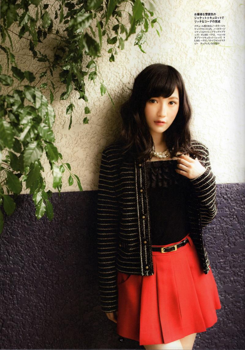 【渡辺麻友お宝画像】突然芸能界引退を発表した元AKBアイドルのグラビア写真 58