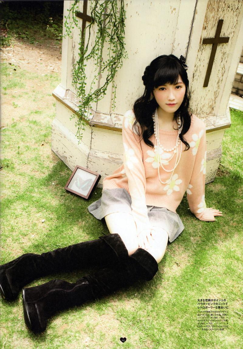 【渡辺麻友お宝画像】突然芸能界引退を発表した元AKBアイドルのグラビア写真 60