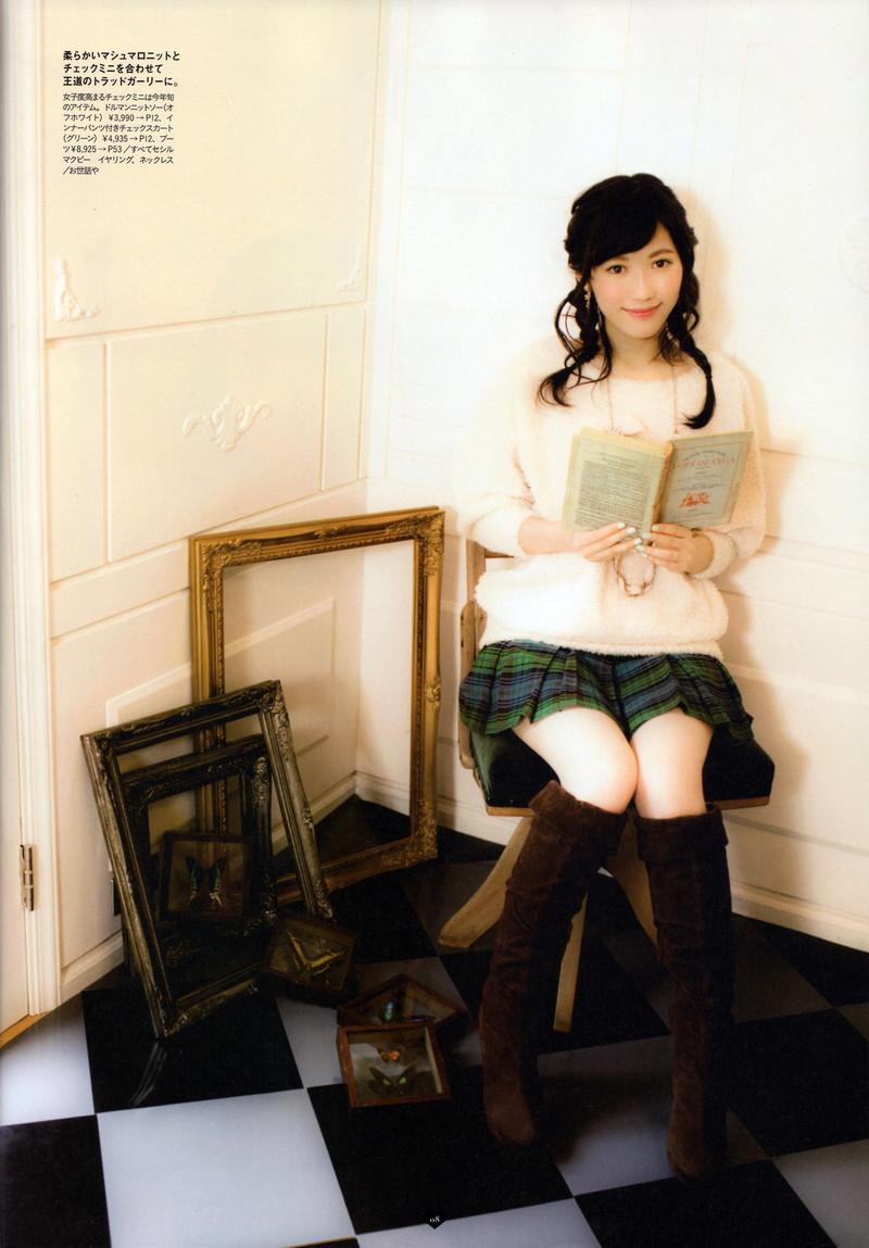 【渡辺麻友お宝画像】突然芸能界引退を発表した元AKBアイドルのグラビア写真 62
