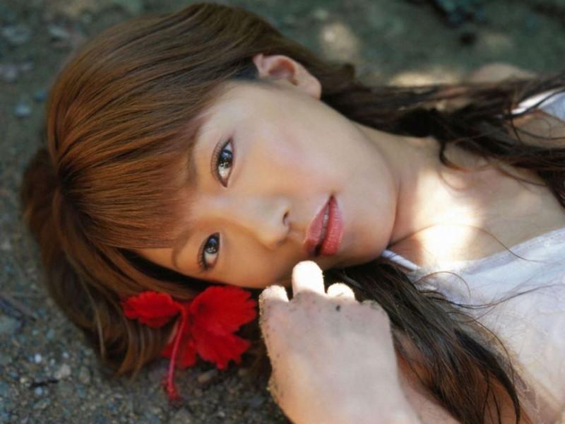 【里田まいグラビア画像】北海道で酪農しながらアイドルやってたってマジかwwww 19