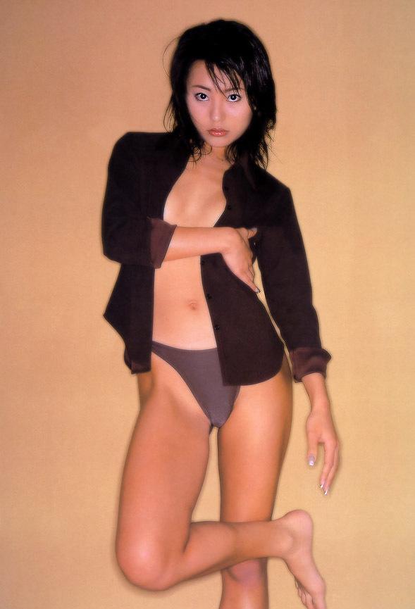 【須之内美帆子グラビア画像】昔の深夜番組でワンギャルやってたRQのお宝エロ画像 51