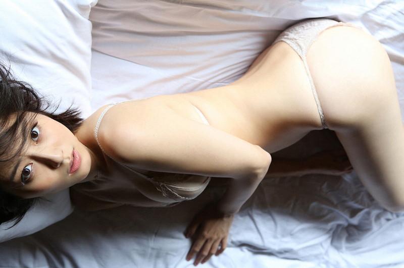 【杉本有美グラビア画像】ファッションモデルの美しすぎるランジェリー姿 75