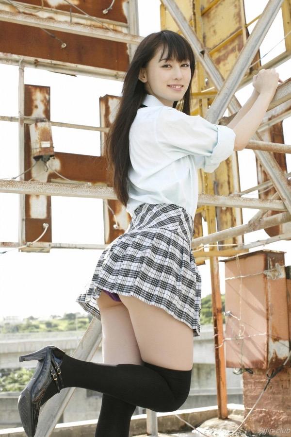 【いいニーハイの日】グラドル美女がニーハイを穿いて撮った自撮りやグラビア画像 11