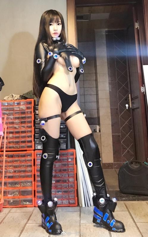 【いいニーハイの日】グラドル美女がニーハイを穿いて撮った自撮りやグラビア画像 59