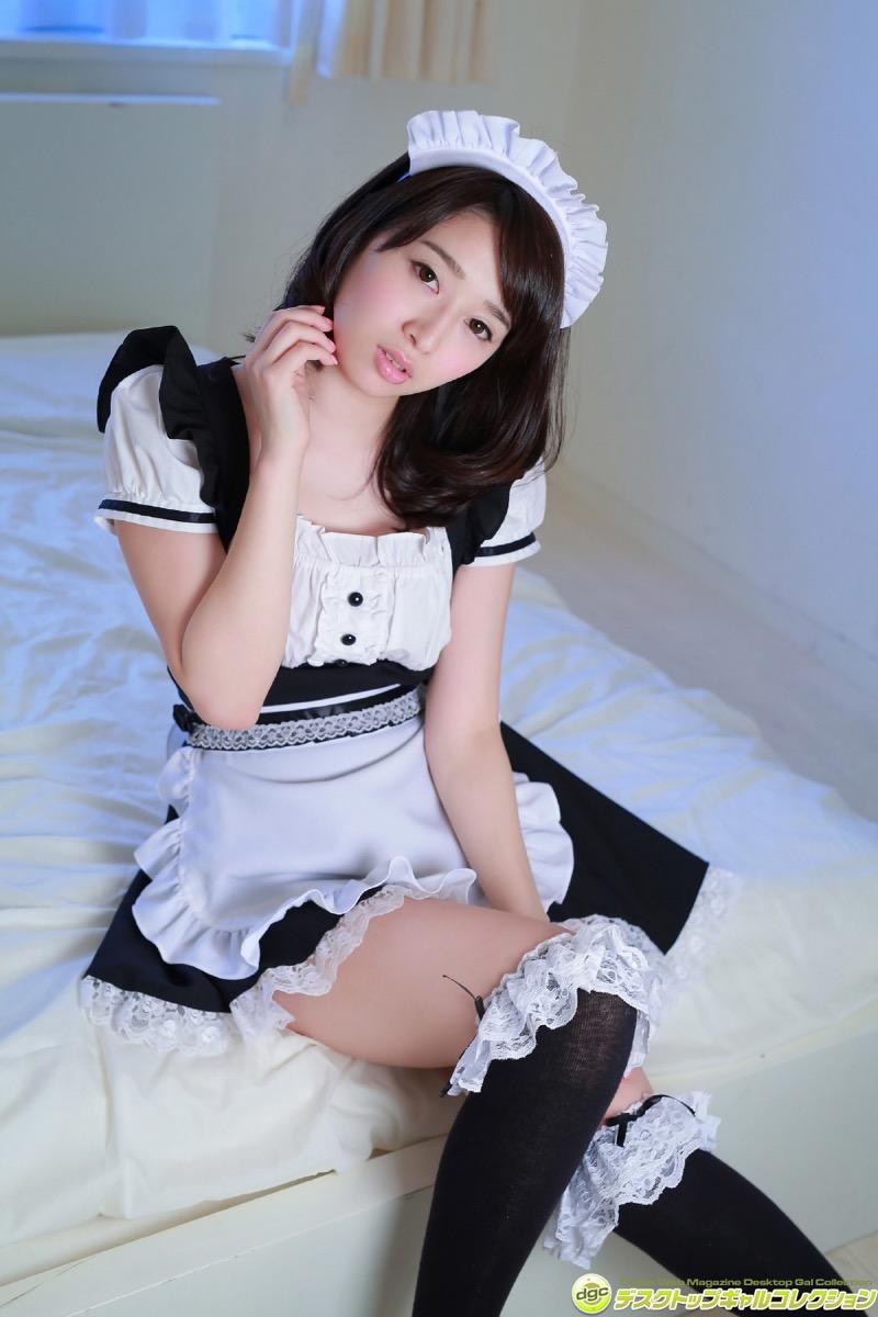【いいニーハイの日】グラドル美女がニーハイを穿いて撮った自撮りやグラビア画像 76