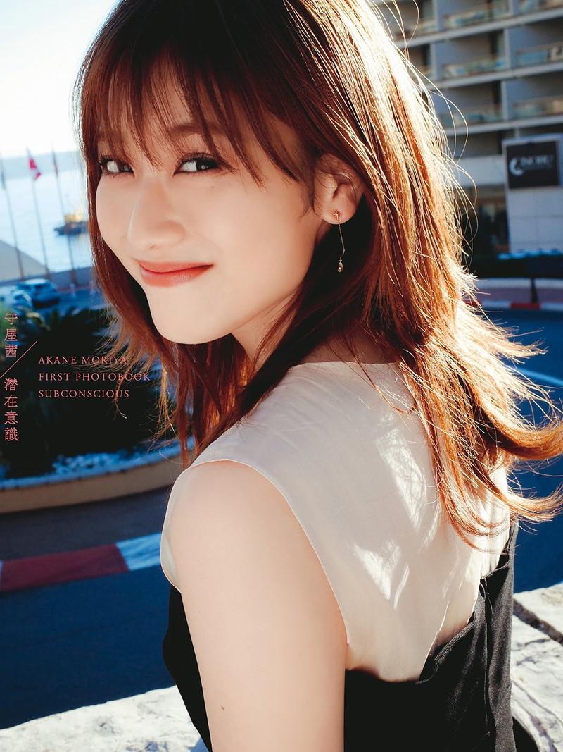 【守屋茜エロ画像】欅坂46の現役美少女アイドルがみせる可愛い笑顔とエッチな谷間 09