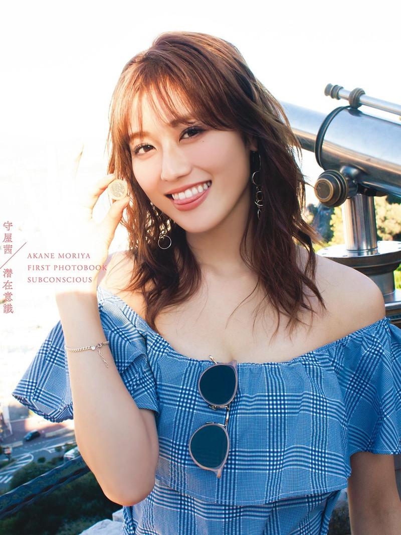 【守屋茜エロ画像】欅坂46の現役美少女アイドルがみせる可愛い笑顔とエッチな谷間 12