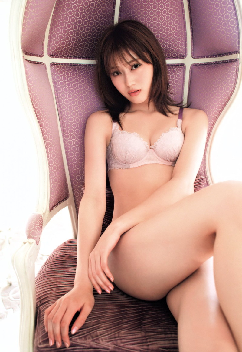 【守屋茜エロ画像】欅坂46の現役美少女アイドルがみせる可愛い笑顔とエッチな谷間 25