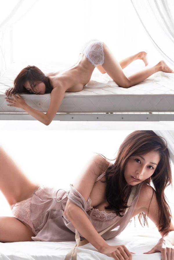 【熊切あさ美エロ画像】かつての崖っぷちアイドルが美熟女グラドルになって復活!? 17