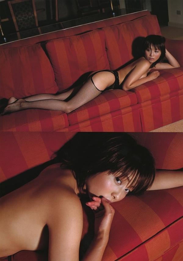 【熊切あさ美エロ画像】かつての崖っぷちアイドルが美熟女グラドルになって復活!? 35