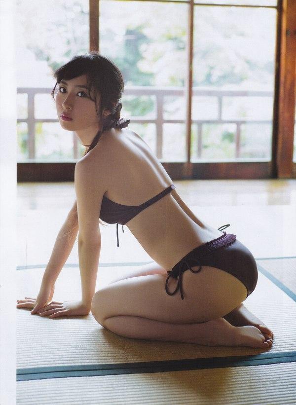 【高柳明音グラビア画像】コロナで卒業が延期になっちゃったSKE48アイドルの水着姿 21