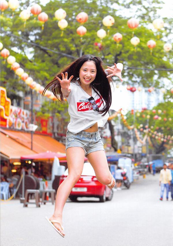 【高柳明音グラビア画像】コロナで卒業が延期になっちゃったSKE48アイドルの水着姿 44