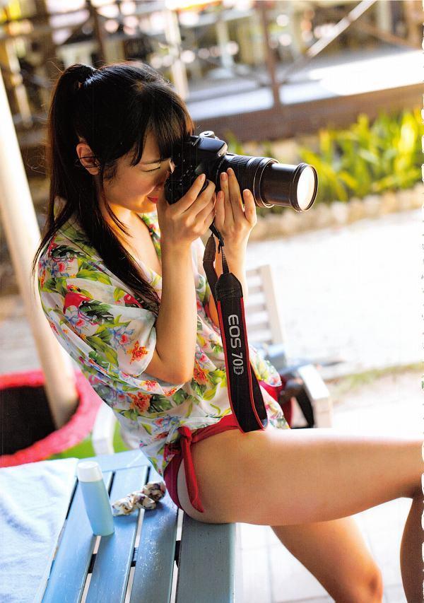 【高柳明音グラビア画像】コロナで卒業が延期になっちゃったSKE48アイドルの水着姿 46