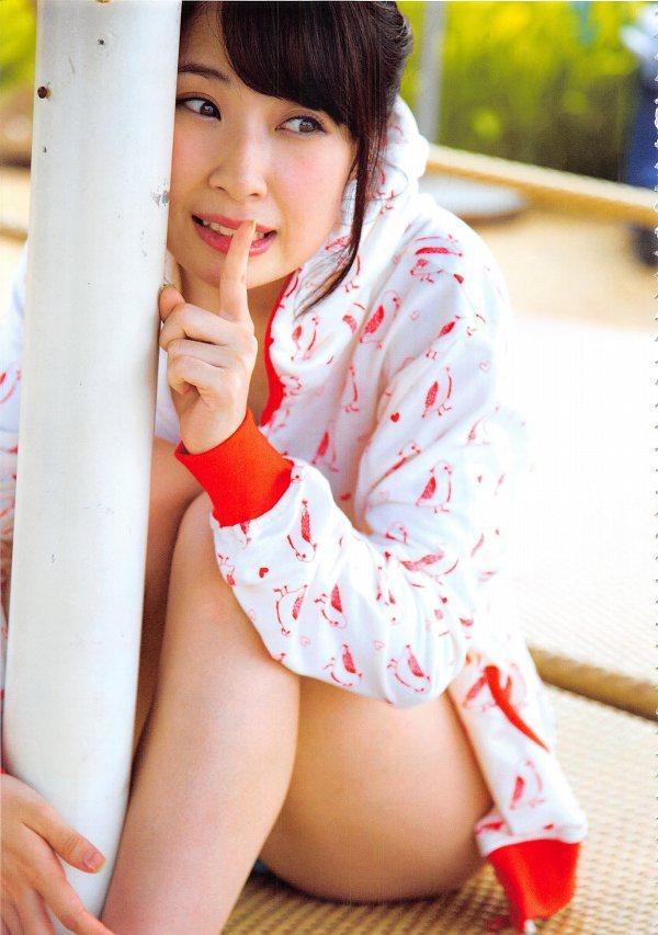 【高柳明音グラビア画像】コロナで卒業が延期になっちゃったSKE48アイドルの水着姿 51