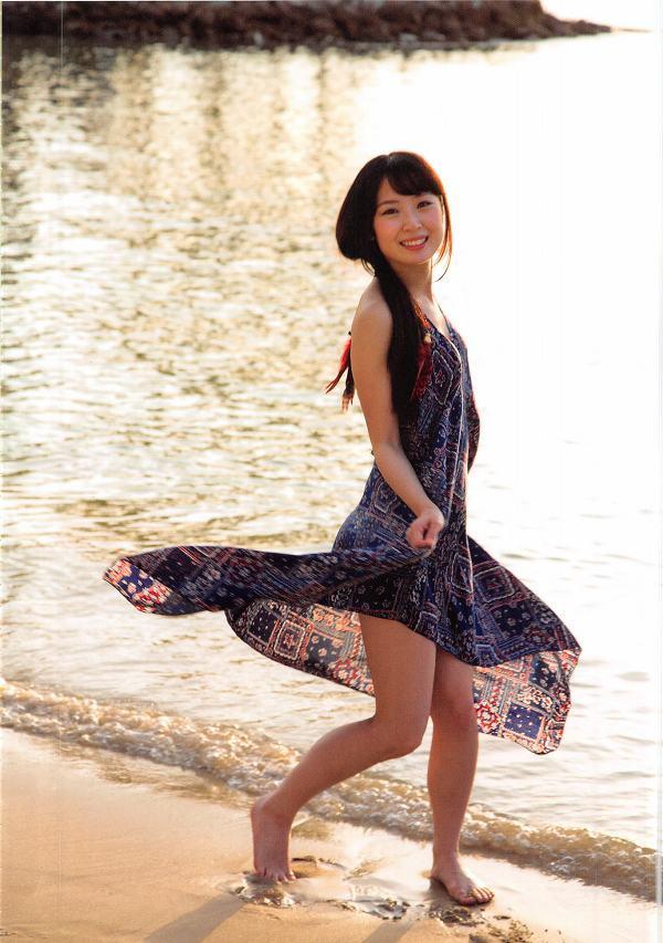 【高柳明音グラビア画像】コロナで卒業が延期になっちゃったSKE48アイドルの水着姿 53