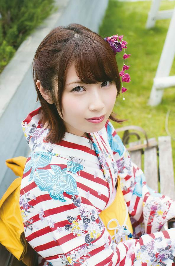 【高柳明音グラビア画像】コロナで卒業が延期になっちゃったSKE48アイドルの水着姿 74