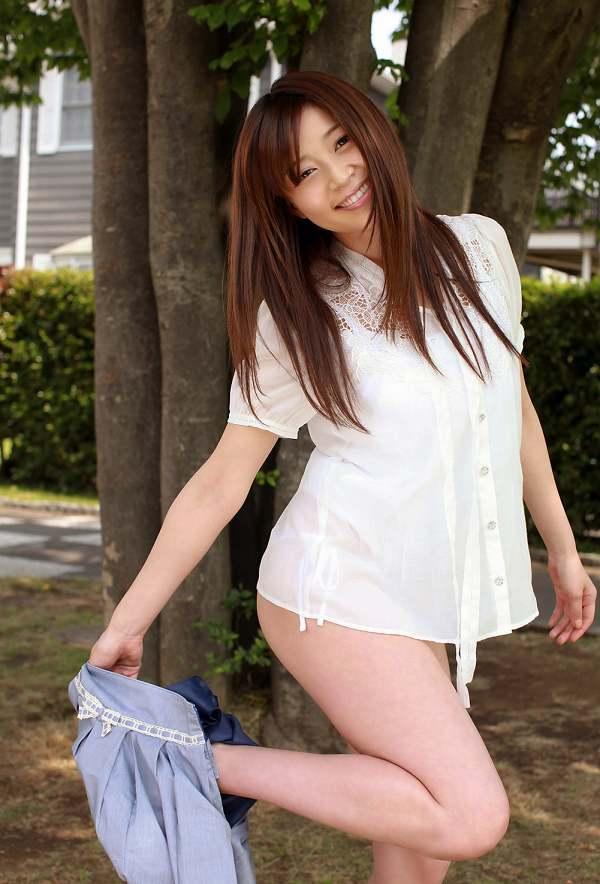 【高橋亜由美グラビア画像】Fカップ巨乳とキレイなお尻がエロいグラドル美女 06