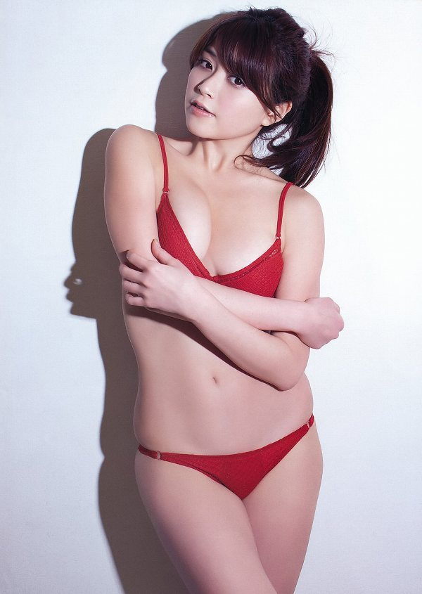 【高橋亜由美グラビア画像】Fカップ巨乳とキレイなお尻がエロいグラドル美女 29